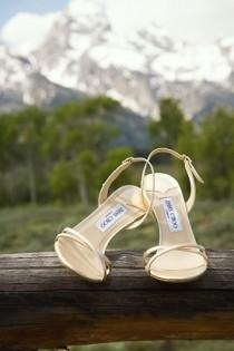 wedding photo - Jimmy Choo Wedding Shoes