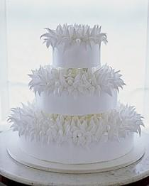 wedding photo -  Modern Wedding Cakes
