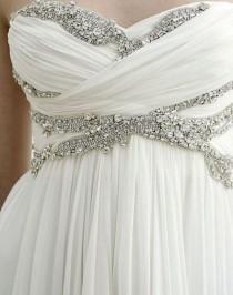 wedding photo - Robe de mariée Robe Chic ♥ Special Design