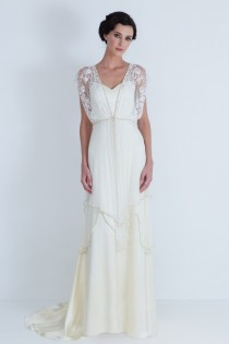 wedding photo - Vintage Special Design Wedding Dress