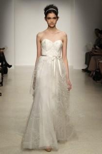 wedding photo - Luxry robe de mariage de conception spéciale 2013