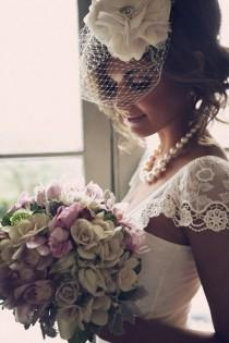 wedding photo - Wedding Bouquet Fleurs &