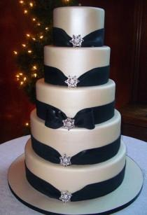 wedding photo - Besondere Fondant Wedding Cakes ♥ Yummy Wedding Cake