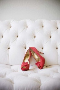 wedding photo - Vintage Wedding Schuhe