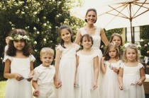 wedding photo - Vintage-Inspired Wedding