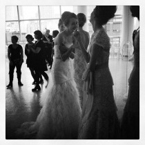 wedding photo - Semaine de la mode nuptiale
