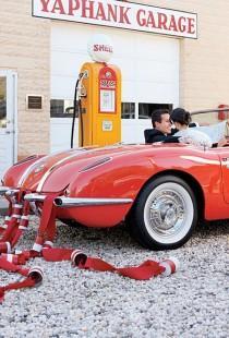 wedding photo - Idées pour le mariage Décoration de voiture