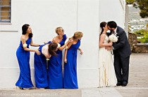 wedding photo - Cute Wedding Photography ♥ Creative Wedding Photography