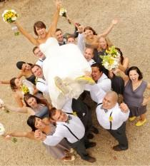 wedding photo - Hilarious Wedding Photography ♥ Funny Wedding Photography