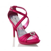 wedding photo -  Chic and Fashionable Wedding High Heels