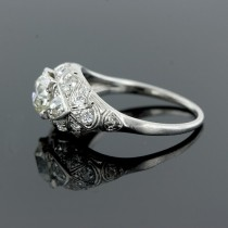 wedding photo - Wedding Ring Antique ♥ Anneau de mariage de cru
