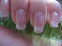 wedding photo - Designs Nail Nail Art ♥ mariée mariage