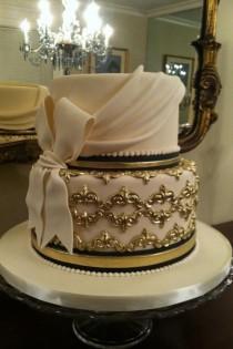 wedding photo - Свадебный пирог