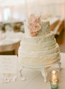 wedding photo - Vintage Special Design Wedding Cake