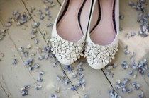 wedding photo - Chaussures de mariage à la mode et confortable