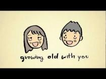 wedding photo - Grow Old with You - Adam Sandler ♥ Wedding First Dance Songs ♥ Wedding Ceremony Music ♥ Wedding Music For Walking Down The Aisle