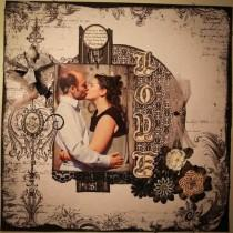 wedding photo - Scrapbooking