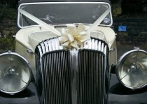 wedding photo - Voiture de mariage