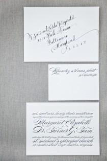 wedding photo - Invitations & Stationery