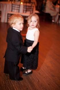 wedding photo -  Ring Bearers & Pages