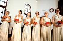wedding photo -  Bridesmaids