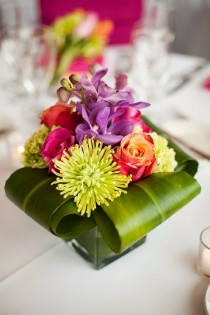 wedding photo -  Centerpieces