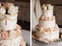wedding photo - Hochzeitstorte Design