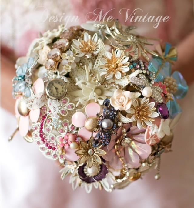 wedding brooch bouquets brooch bouquets wedding brooch bouquets 2065925 weddbook 8553