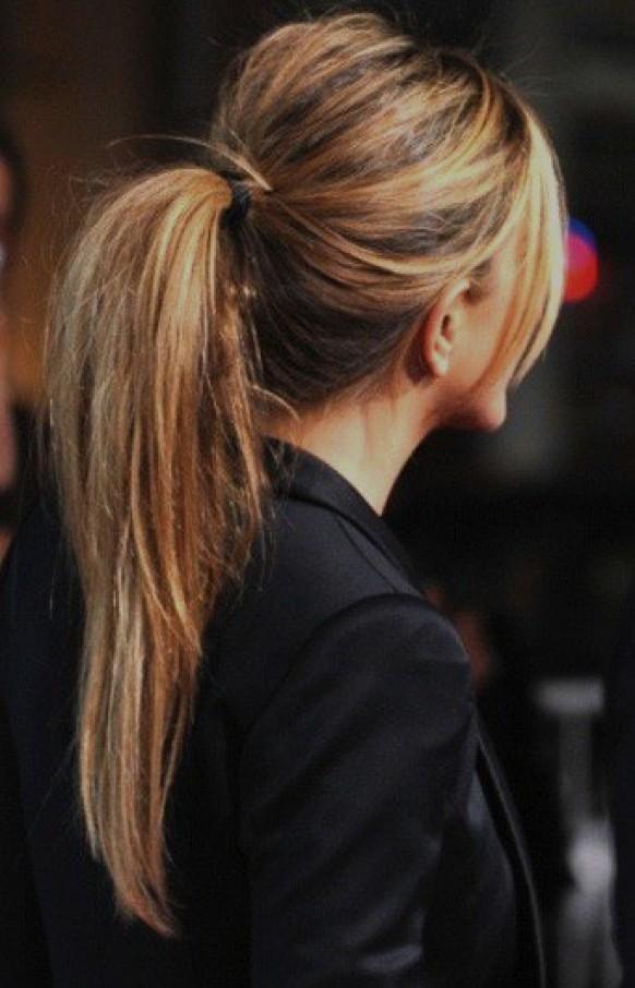 Natural Wedding Hairstyles Beehive Ponytail Hairstyle