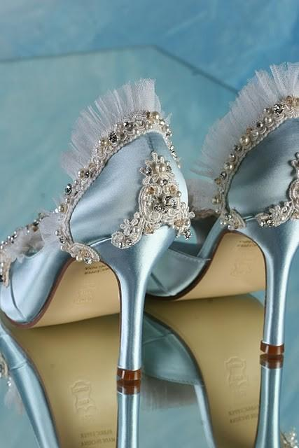 Wedding Shoes Marie Antoinette Lace Bridal Couture Hand Sewn Crystals Fresh Water Pearls By Arbie Goodfellow New